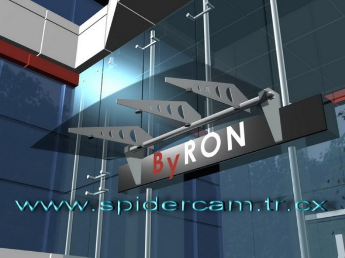 Cam Sundurma ve Transparan Camlı Giriş Sistemleri