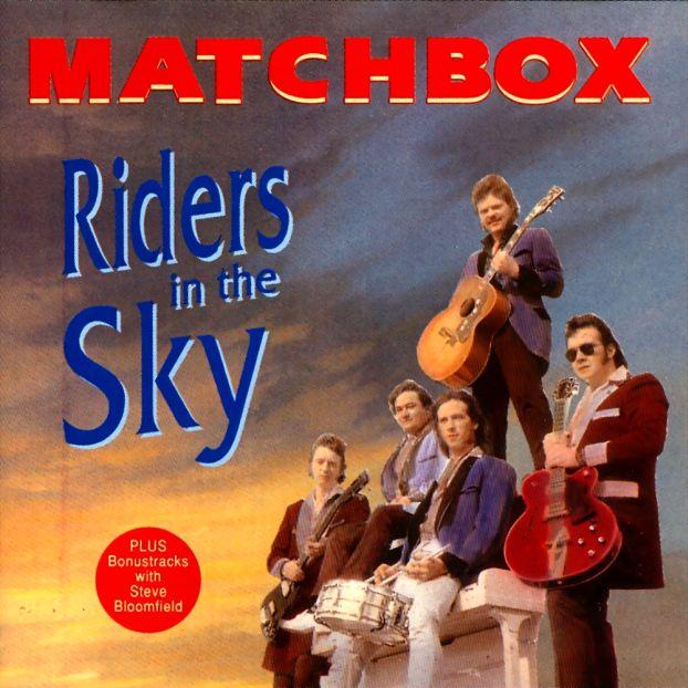 rock n speet: Matchbox - Riders In The Sky 1976 (UK ...