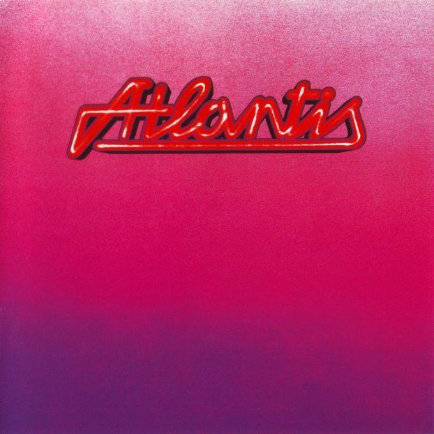 Atlantis - Atlantis 1972 Cover