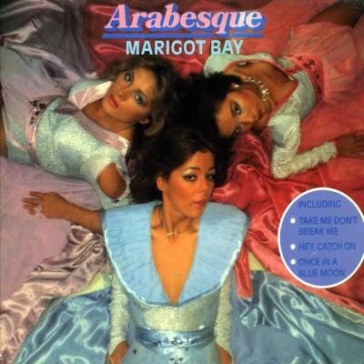 Arabesque - Marigot Bay 1980 (Germany, Disco)