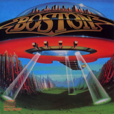 Boston - Don't Look Back 1978 (USA, Melodic Rock/AOR, Hard Rock)