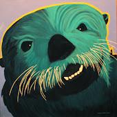 Angry Sea Otter