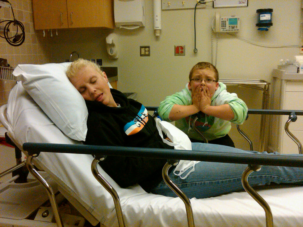 Kristi Berg: UW Emergency Room