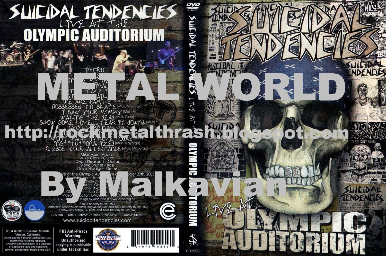 SUICIDAL TENDENCIES - Live at