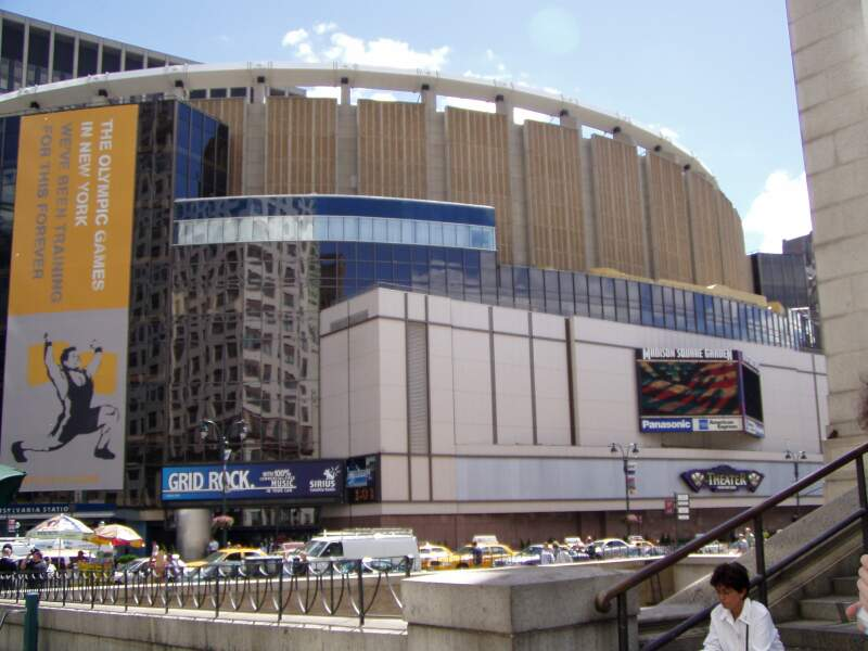Check out Madison Square Garden in New York (PHOTOS) : Places : BOOMSbeat