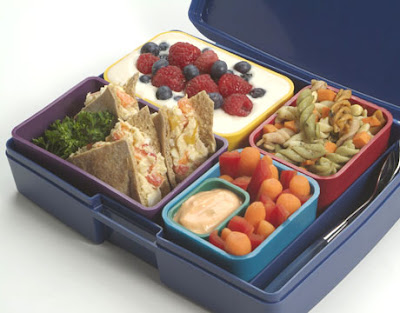 Packing A Lunch Box To Save Money