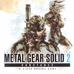 Metal Gear Solid 2 - Subbstance