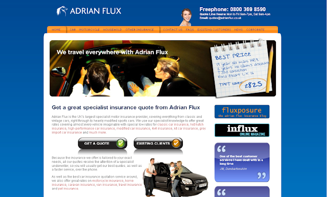Adrian Flux Car Insurance Review UK
