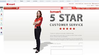 www.Kmart.com/5star - Kmart's 5 Star Customer Service