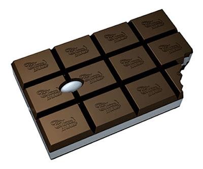 souris tablette de chocolat Souris Tablette de Chocolat : A Devorer des Yeux !