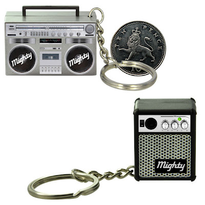 mighty boom box speakers Mini BoomBox et Mini Ampli: Haut parleur iPod