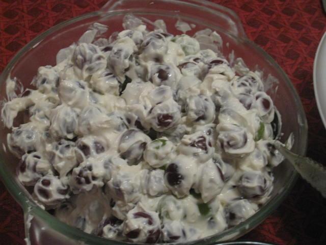 Creamy Grape Dessert Recipes — Dishmaps