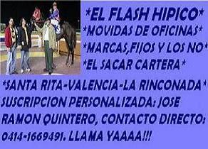 **EL FLASH HIPICO**