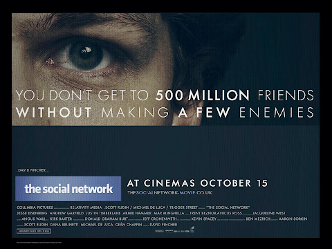 gambar Ambisi Pendiri Facebook (The Social Network)