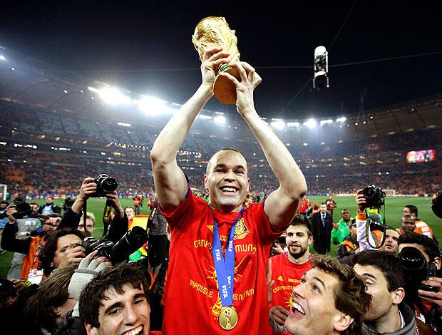 Blog do Crato  Espanha vence Holanda na prorrogação e é campeã do mundo 0fce3b153e634