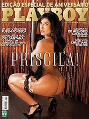 Playboy priscila pires bbb