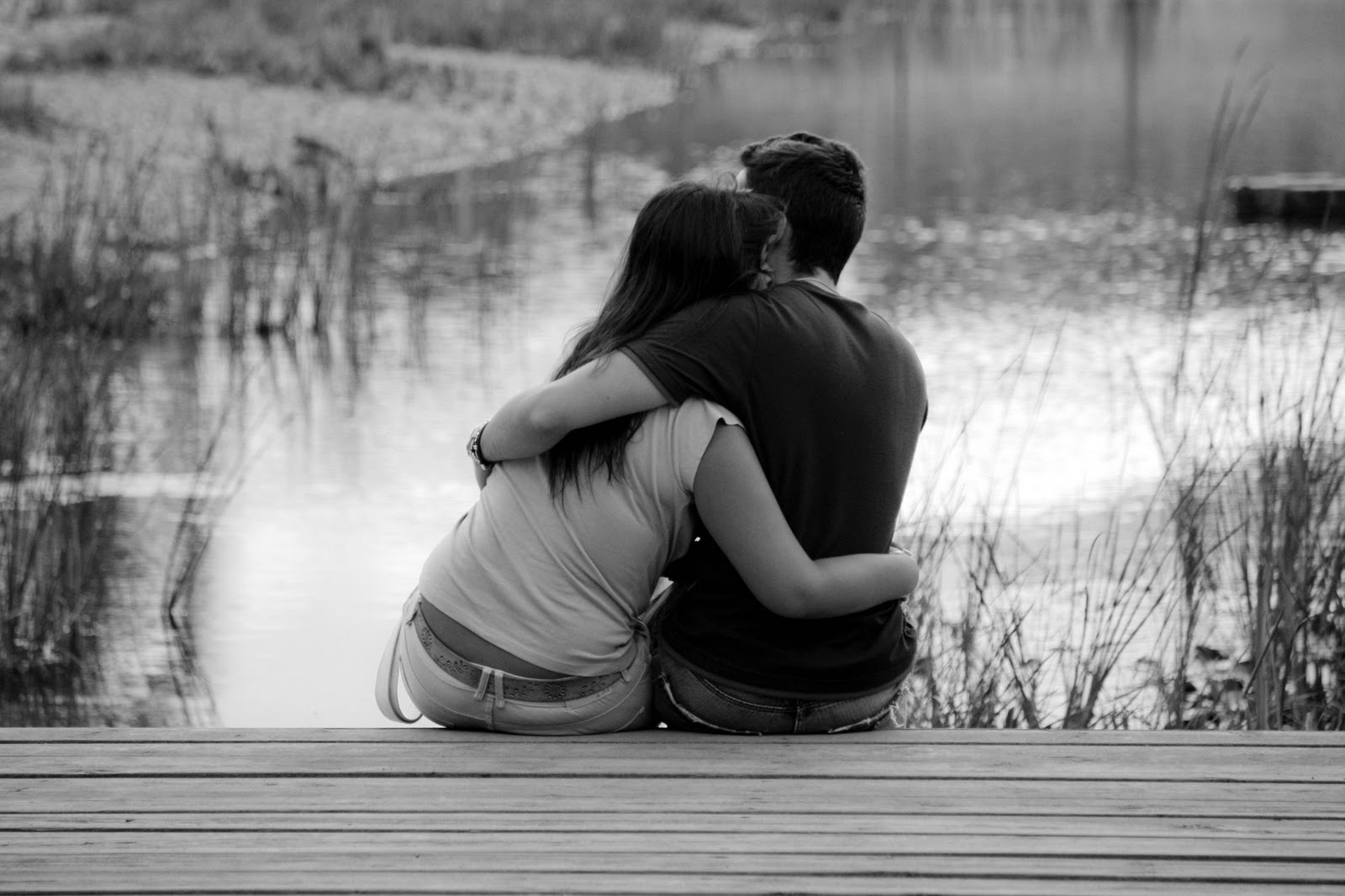 Estaba con ella.. el resto del mundo se me olvidó.