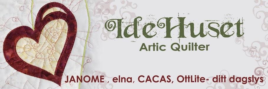 IdèHuset  Artic Quilter