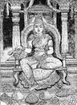 Divinidad hindú Annapurna