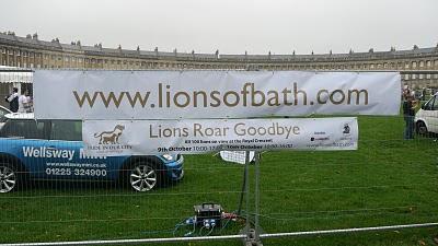Lions of Bath