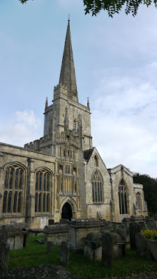 St John the Baptist Church, Burford
