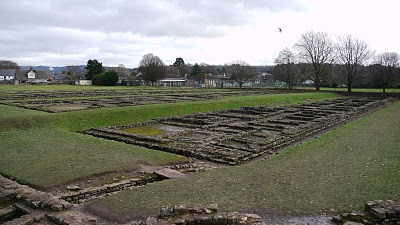 Roman Barracks Caerleon