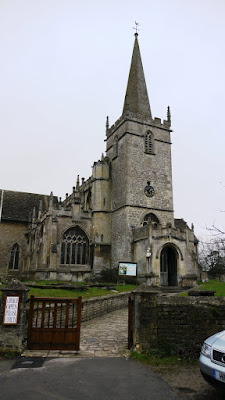 St Cyriac's Parish Church Lacock