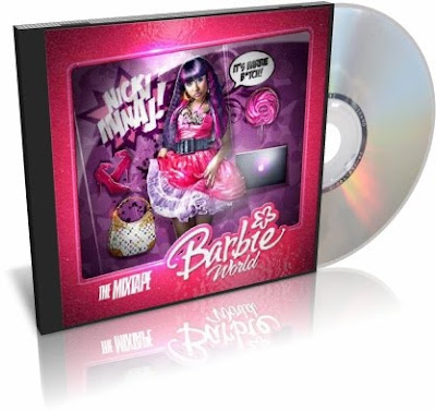 Chlectapatar Nicki Minaj Barbie World