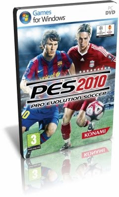 Pro Evolution Soccer 2010 PC Game