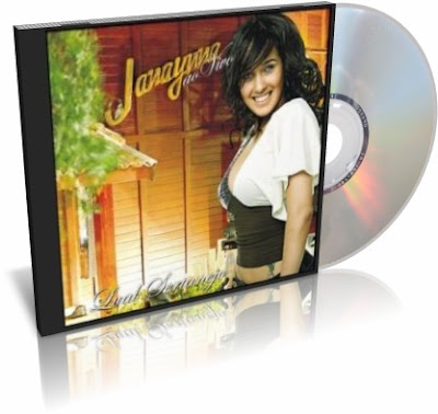 CD Janaynna Targino Luau Sertanejo