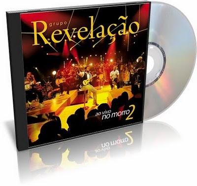 CD Grupo Revelação Ao Vivo no Morro 2