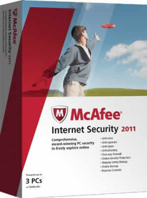 McAfee Internet Security 2011