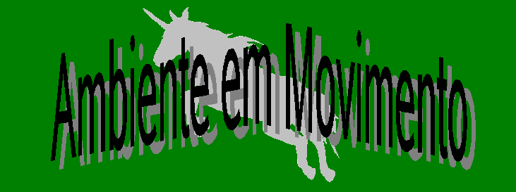 ambiente em movimento