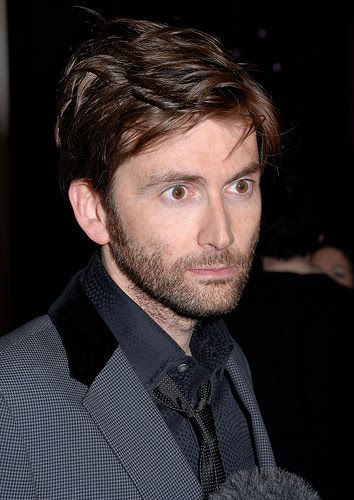 It was taken when David Tennant attended the Legally Blonde Opening Gala and ...