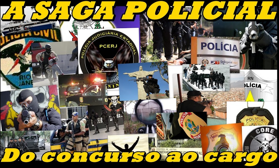 SAGA POLICIAL