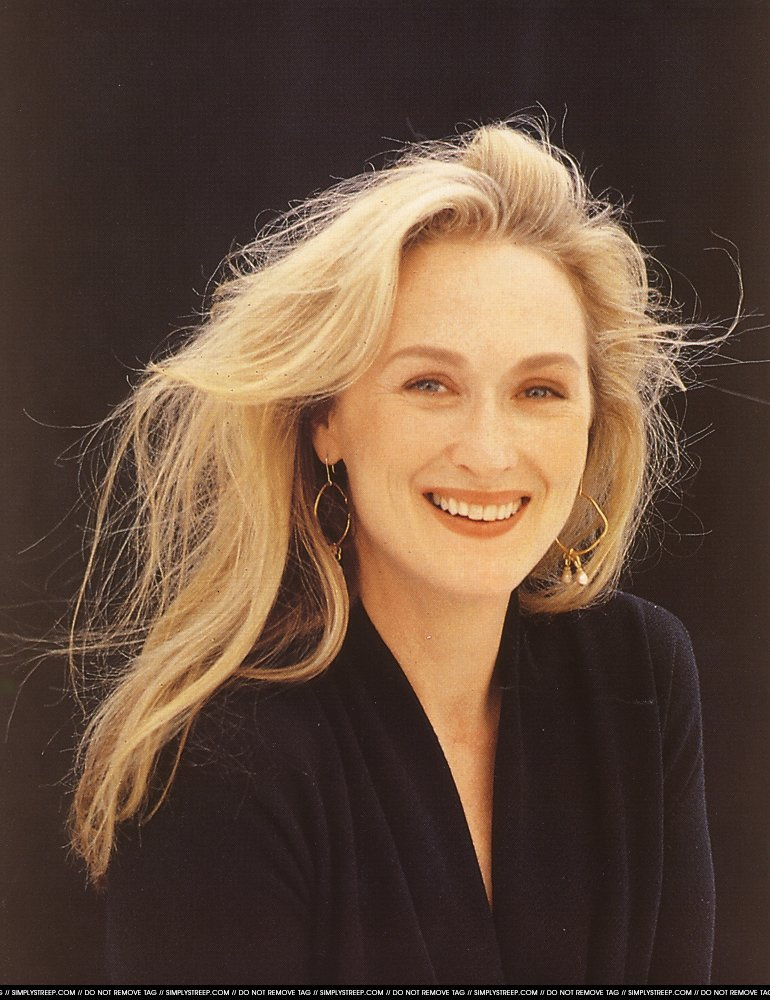 Beauty Plus | Meryl Streep