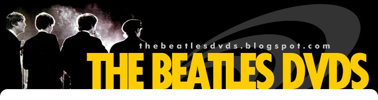 The Beatles DVDs