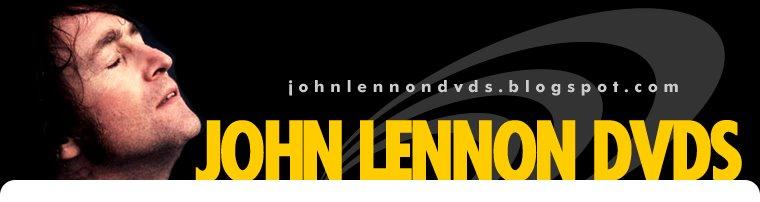 JOHN LENNON DVDs