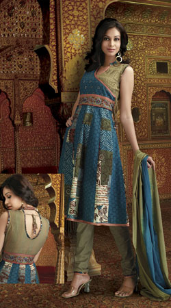 Latest salwar kameez neck designs.