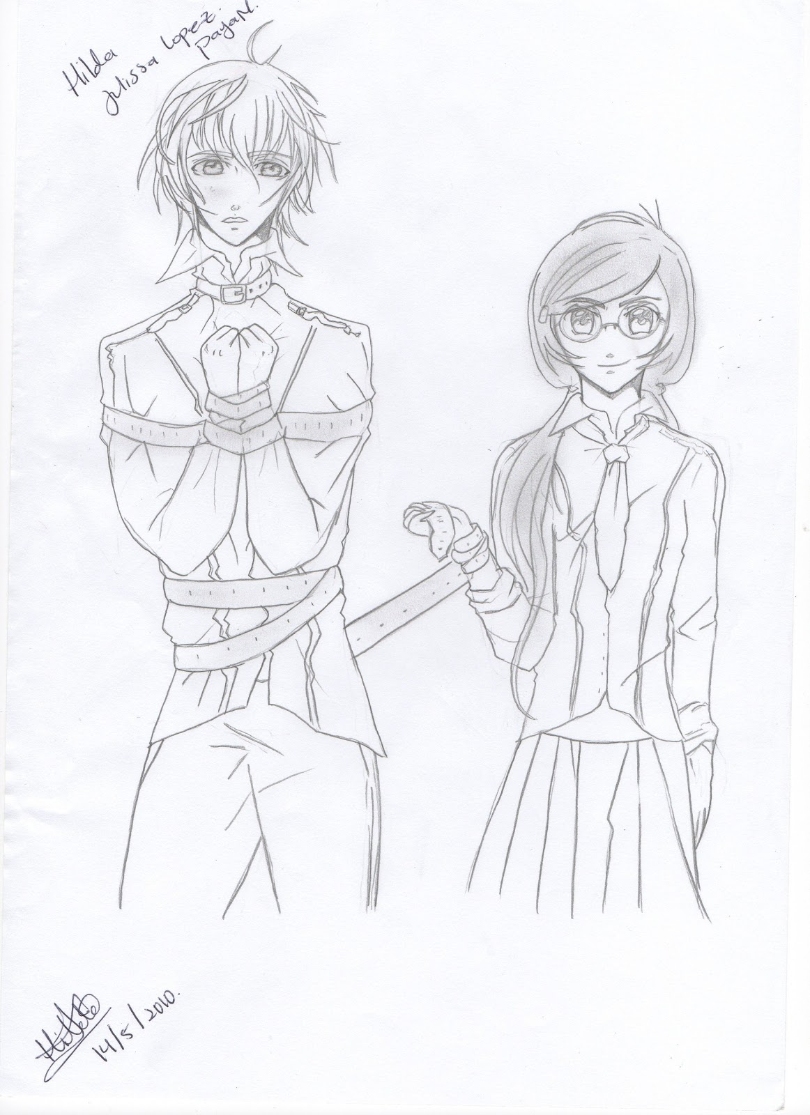 Tu pareja de anime o manga favorita... Img007
