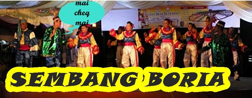 BORIA DI MALAYSIA