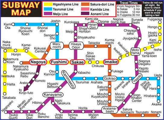 Branrattero Japan Map Blank - Japan metro map
