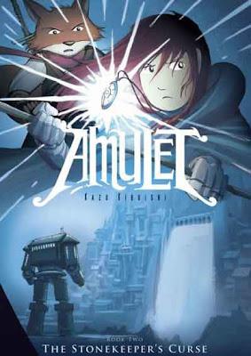 Amulet+book