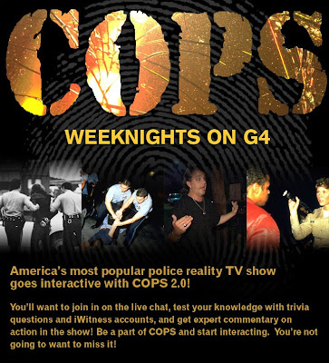 Watch Cops Season 22 Episode 26