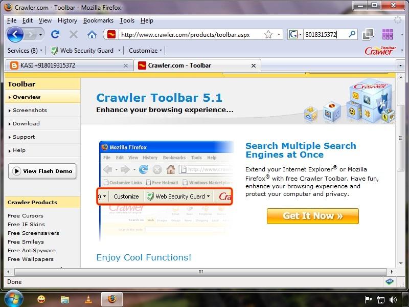 Скачать anvi slim toolbar free 14 - защитит браузер от установки вредоносных плагинов защита браузера