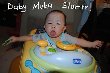 """Contest """"BABY MUKA BLURRR""""."""