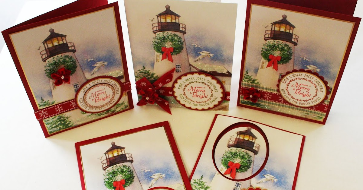 Justrite stampers personalized christmas cards tags for Best personalized christmas cards