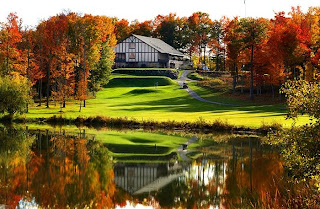 Ontario, Canada Golf Course, Loch March