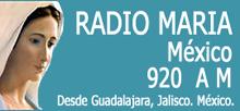 Radio María Mexico.