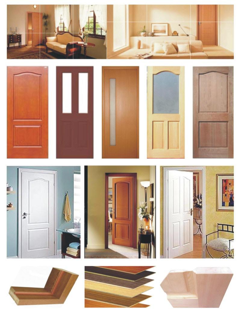 pintu kamar pintu kamar yang terbuat dari kayu jati berkualitas dengan ...